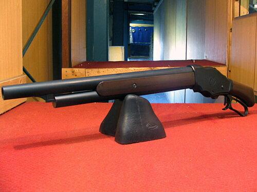 マルシン・M1887ショート maxi8 木製ストックVer 8mmBB ガスガン...:mokei-paddock:10006153