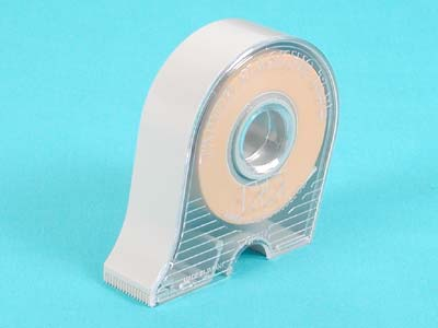 TAMIYA masking tape 18mm (with a case)