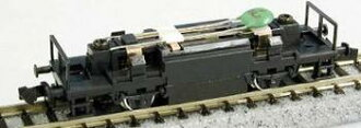 KATO Chibi passenger car motor unit train