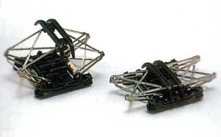 KATO DC for pantograph PS14 2 pieces into train
