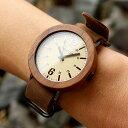 楽天木香屋■天然木をおしゃれに組み込んだ木製腕時計「Wooden Watch NATO STYLE」メンズ/レディース