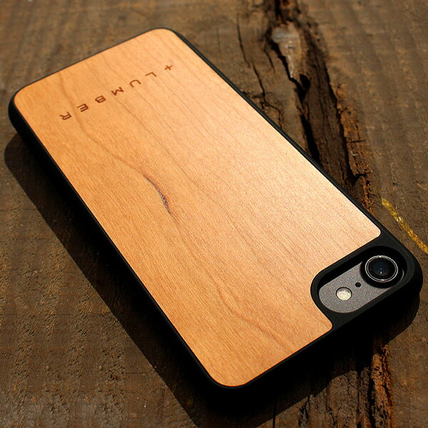 木製iPhoneケース「iPhone7 ALL-AROUND CASE」