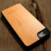 ■【+L 7】iPhone7用木製ケース「iPhone7 ALL-AROUND CASE」木目が美しいカバー