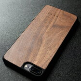 ■【+L 7Plus】木目が美しいiPhone7用木製ケース「iPhone7 Plus ALL-AROUND CASE」