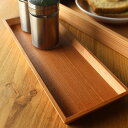 ショッピングcolors ■調味料をまとめて収納できる木製トレー「3Colors Caster tray」