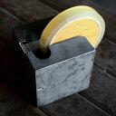 ■鋳物から生まれたテープカッター「Tape cutter」