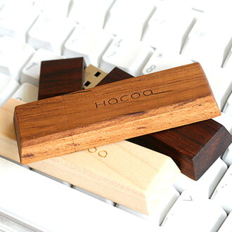 ■ as cute as candy wood USB Flash memory 8 G 'Chocolat' Chocolat interesting USB / Scandinavian design