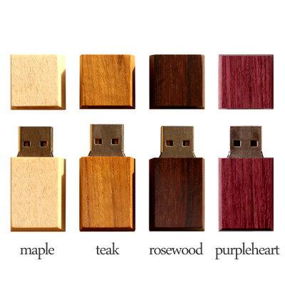 ■【16GB】木製USBメモリ「Chocola...の紹介画像2