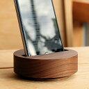 ■木製スピーカースタンド「Wooden Speaker Drum」