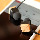 ■【+L】木製イヤホン「EAR PHONES」