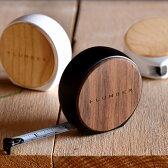 ■【+L】木製メジャー・巻尺「MEASURE 3.5M」