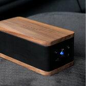 ■【+L】Bluetooth木製スピーカー「MOBILE SPEAKER」