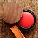■ 印鑑・実印のお供に、高級木材を使用した朱肉「Ink Pad 50」