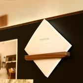 ■木製メモポケット「Memo Pocket」