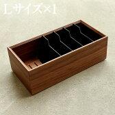 ■名刺ホルダー・カードボックス Lサイズ×1個