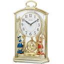 シチズン置き時計 ファンタジーランド796 4RP796-018【あす楽対応】【動画あり】