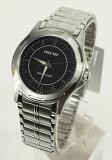 シチズン Q&Q 腕時計 FREE WAY(フリーウェイ) ソーラー電源 アナログ表示  ブラック AA93-0006 メンズ【あす楽対応】