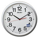 セイコークロック SEIKO 掛け時計 電波時計 KX229S【あす楽対応】