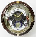 送料無料 セイコークロック からくり時計 壁掛け時計 RE816B【あす楽対応】