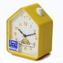 セイコークロック SEIKO ぐでたま おしゃべり目覚まし時計 CQ152Y【あす楽対応】