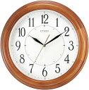 シチズン掛時計 ナチュライトM788 8MG788-006  蓄光 木製枠 連続秒針【あす楽対応】s【コンビニ受取対応商品】