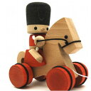 トビー&ボコ プルトーイ 馬 赤ちゃん 木のおもちゃ 出産祝い 1歳 2歳 誕生日 クリスマス プレゼント