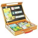英語 アルファベット 磁石 パズル マグネット 知育玩具 動物の名前のABCパズル 3歳 4歳 5歳 誕生日 クリスマス プレゼント