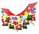 學習, 服務, 保險 - クリスマス・冬の装飾品 プリーツハンガー ウォームスイートスノーマン