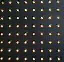 有孔ボード(黒)4x450x900(厚みx幅x長さ)ミリ穴5ミリ、穴ピッチ30ミリ約0.9kg