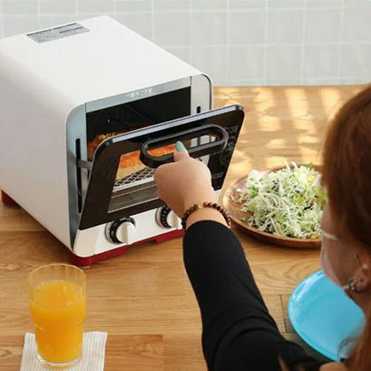 KITCHEN CUBE オーブントースター