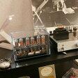 \100円クーポン利用可/【送料無料】ニキシー管 時計 ME-1(IN-14) 【ニキシー管時計 置き時計 アンティーク おすすめ 時計 置時計 かわいい 雑貨 おもしろ おしゃれ nixie ニキシー インテリア デザイン】