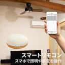 【コンパクト設計】スマートリモコン【ナチュラル】 TOLIGO 遠隔操作 学習リモコン Wi-Fi 木目調 エアコンやテレビをスマホで操作 リモコン付き照明 AmazonAlexa GoogleHome 対応 スマート家電 IoT家電 ペット タイマー機能 おしゃれ 赤外線 ナチュラル 家電リモコン アプリ