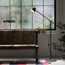RoomClip商品情報 - 【日本製】APROZ アプロス:D-BIRD(コンビネーションフロアライト1灯)ディーバード/照明/間接照明/ライト/フロアライト/スタンドライト/ウォールナット/インテリア/置型照明/リビング/ダイニング/AZF-110-BK