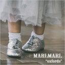 【全2色/3サイズ】MARLMARL マールマール:オックスフォードシューズ(12.0cm/12.5cm