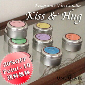 ... Fragrance Tin Candle Kiss & travel Hug kisses & hugs, Candles / c...