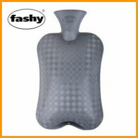 ドイツ製 FASHY 湯たんぽ 6420 スタンダード ブルー 青 2.0L FS-YTP6420