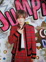 Hey Say JUMP ポスター(山田涼介)公式グッズ COUNTDOWN LIVE 2015-2016 JUMPing CARnival Count Down