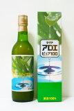 キダチアロエピュア100 500ml【健康飲料、アロエ原液100%】