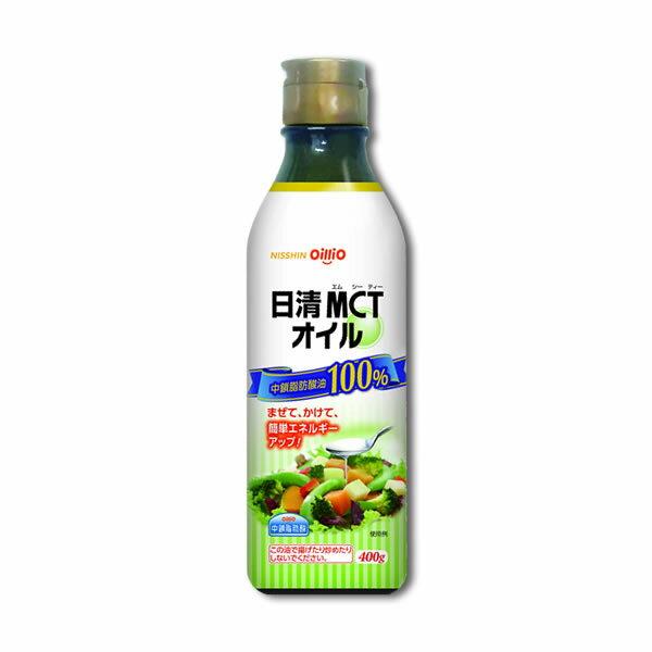 ●中鎖脂肪酸油100%● 日清MCTオイル 40...の商品画像