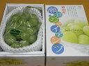 岡山特産「瀬戸ジャイアンツ」1房・900g【青秀】薄皮で皮ごと食べれて、しかも種無し!
