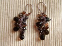 1 () Mona original pierced earrings 05P17May13