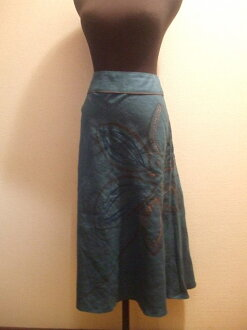 United Kingdom London Monsoon ( monsoon ) skirt 05P28oct13