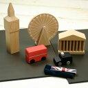 kiko+ machi London(まち ロンドン、町、街、マチ)木のおもちゃ 知育玩具