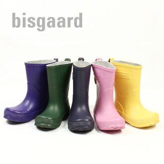 bisgaard / ビスゴ 下雨天繽紛 100%天然橡膠雨靴 (雨靴雨鞋) 可愛的小寶貝孩子 23-28 (14-18 釐米) 男孩和女孩 !