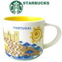 【海外限定】STARBUCKS スターバックス スタバ☆マグカップ You Are Here Collectionシリーズ ポルトガル Portugal 船 キャラック船 ナ..