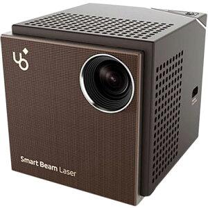 【23日09:59分〆!ポイント最大10倍!】【プロジェクター】【Monchua】UO スマートビームレーザー Smart Beam Lesar Projector UO Smart Beam Laser LB-UH6CB 【SK telecom純正品】
