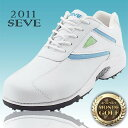 Domestic attributive model Seve Ballesteros icon Lady's golf spiked shoes [white] Japan specifications [Seve Ballesteros] [MD GOLF] [half price or less] [club % OFF] [point double] [opening sale 1212] [02P17May13] [will take its ease tomorrow]