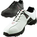 77% OFF domestic limited model Seve Ballesteros icon men golf shoes spikes [white, black] [half price or less] [club % OFF] [point double] [opening sale 1212] [02P17May13] [will take its ease tomorrow]