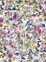LIBERTYリバティプリントWild Flowers(ワイルド・フラワーズ)国産エターナル柄3634251-AEパープル