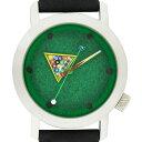 アクテオ AKTEO 腕時計 34mm AMERICAN POOL 時計 ブラック フランス製【05P03Dec16】【05P03Dec16】